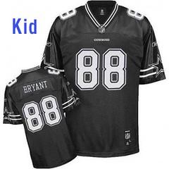 Dallas Cowboys 88 Dez Bryant Youth Black Jersey Dallas Co