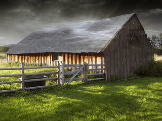 Old Barn | by Howard Hecht