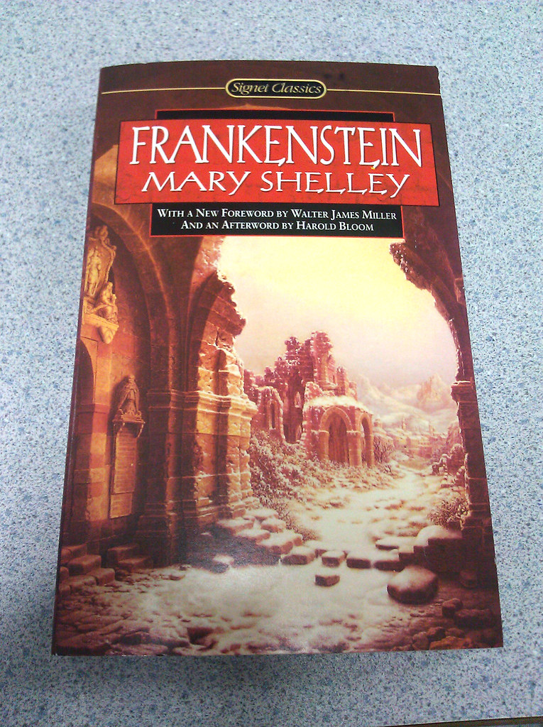 thesis on frankenstein by mary shelley