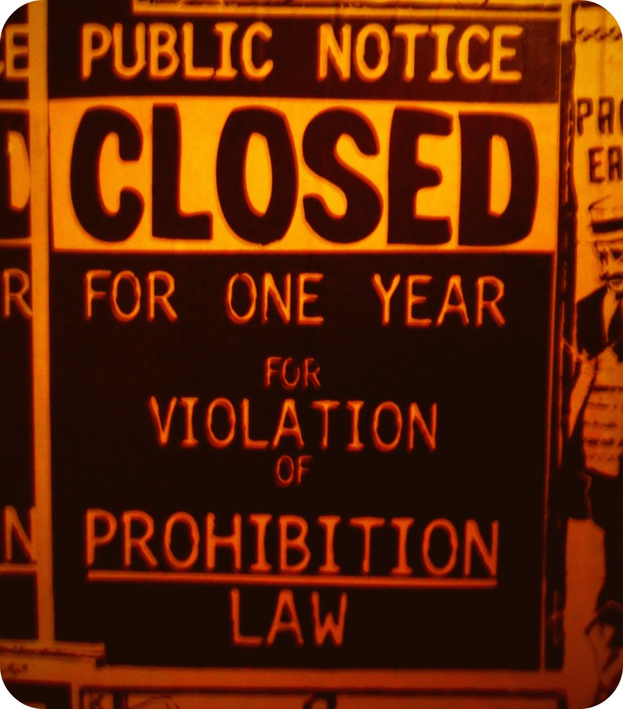 :: For violation of prohibition law   Colores Mari   Flickr