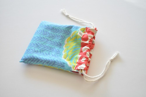 mini bag | by Diane {from blank pages...}