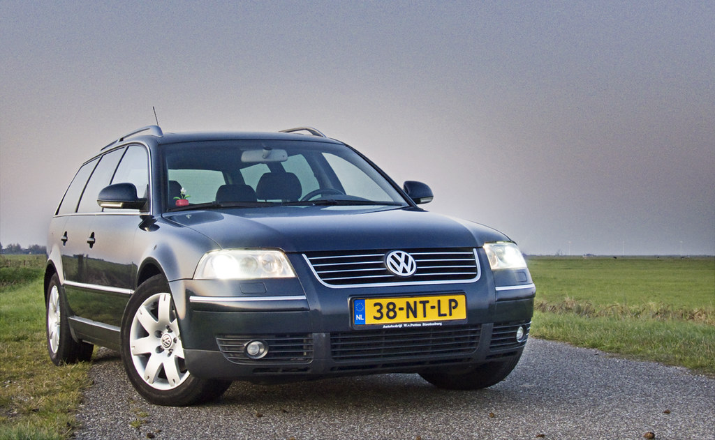 vw passat 3bg variant 1 8t sportline het is zover. Black Bedroom Furniture Sets. Home Design Ideas