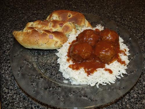 082 | Zesty Porcupine Meatballs over rice | stevenbr549 | Flickr