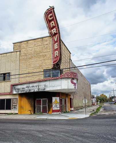 Southern RoadTrip - Carver Theater | by Bob Jagendorf