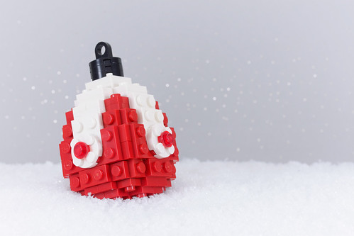 Build It Yourself: Teardrop Ornament | by powerpig