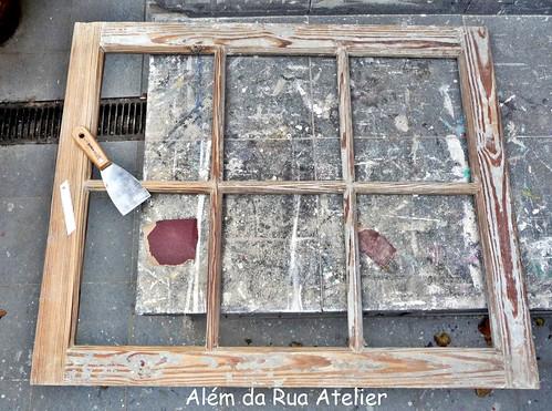 Adesivo De Geladeira ~ Janela de demoliç u00e3o com espelhos Adoro transformar janelas u2026 Flickr