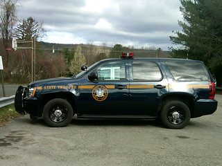 New York State Police-Deerpark | by jrcop