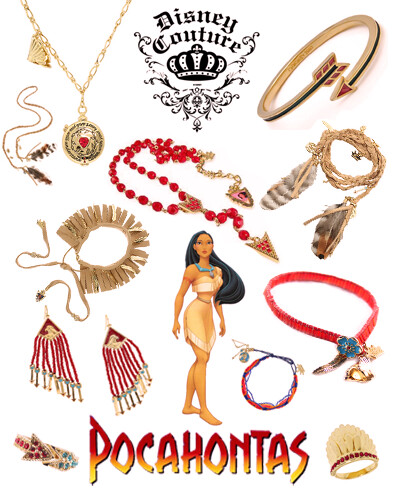 Disney Couture Pocahontas Preview Posted To Disney