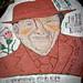 Herb Caen Portrait