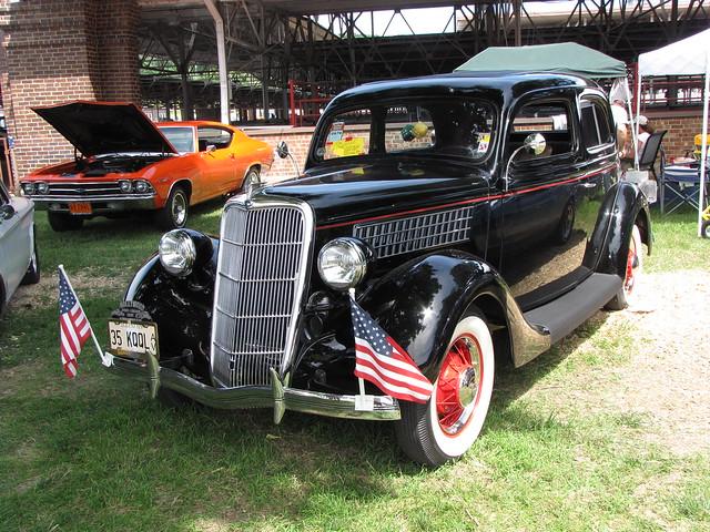 1935 ford 2 door sedan bob mundwiller dunlap il for 1935 ford 2 door sedan