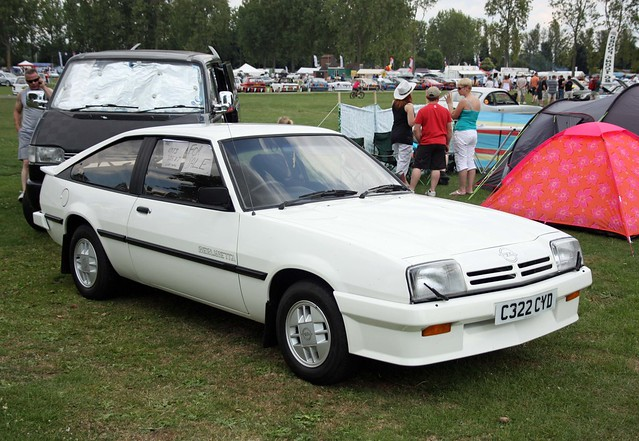 1985 opel manta berlinetta 1 8 explore trigger 39 s retro roa flickr photo sharing - Opel manta berlinetta coupe ...