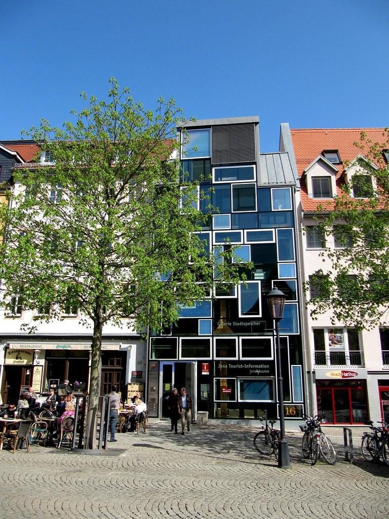 Galerie Stadtspeicher Jena TouristInformation Mit spezi Flickr