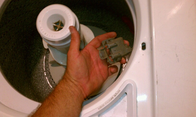 Changing A Lid Switch For Whirlpool Kenmore Kirkland Amp R