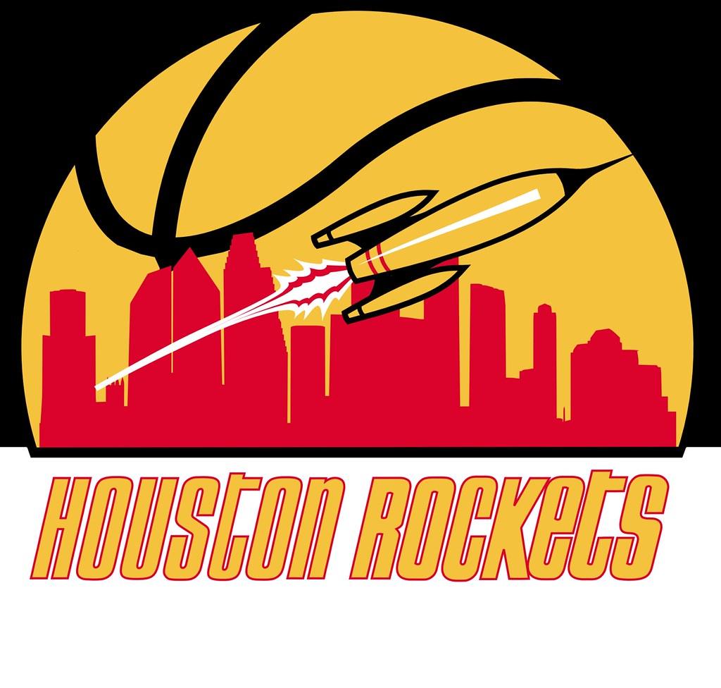 Houston Rockets: Primary Logo 2.0