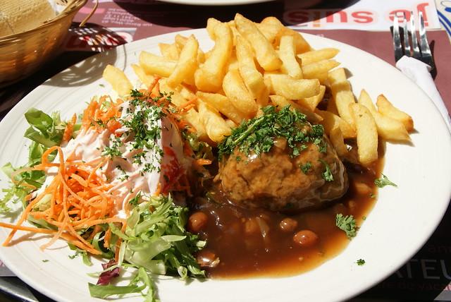Typical Belgian Food