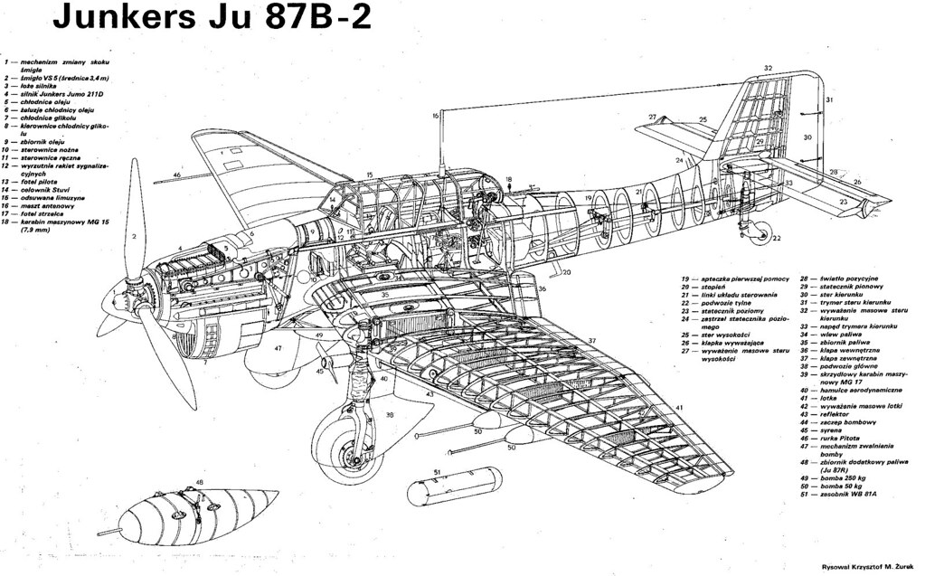 Ju-87 junkers crashed in 1943