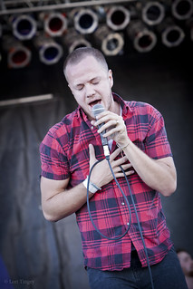 Dan Reynolds of Imagine Dragons | by Domain Barnyard