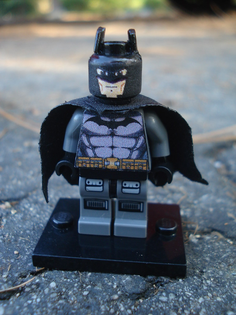 Lego Batman Arkham Decals