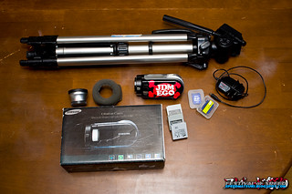FOR SALE -- Samsung Camcorder | by Greg @ Lyle Pearson Auto Show
