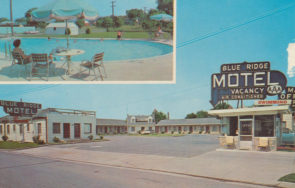 Blue Ridge Motel - Front Royal, Virginia