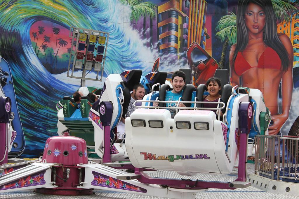 Florida State Fair 2013 - magnum ride | As it spun around it… | Flickr