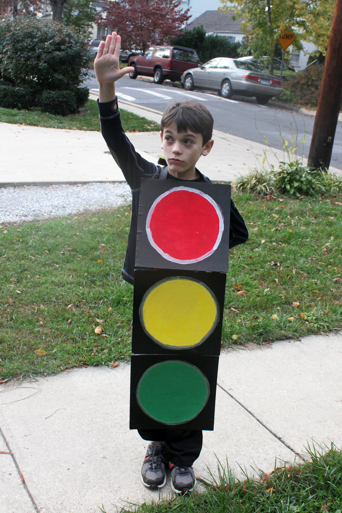 Stop light halloween costume mom finally talked our boy in flickr woodleywonderworks stop light halloween costume by woodleywonderworks solutioingenieria