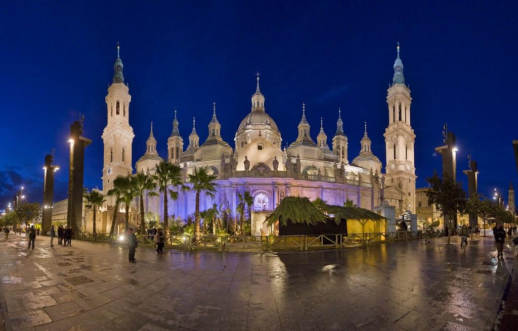 Basílica del Pilar de Zaragoza | Zaragoza Turismo | Flickr