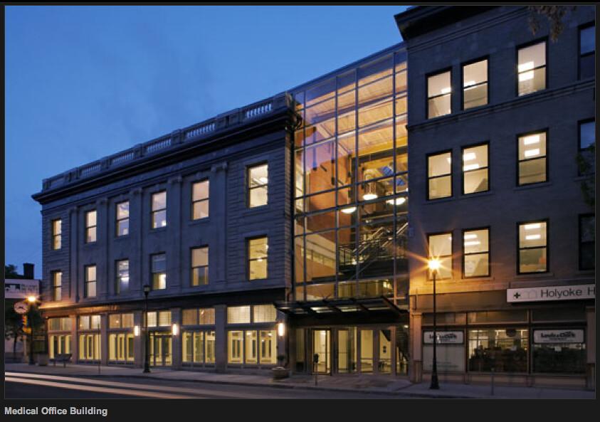 Holyoke Health Center Exterior | Paul Hohmann | Flickr