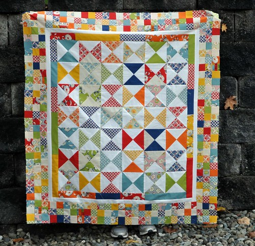 recess quilt top | by vickivictoria