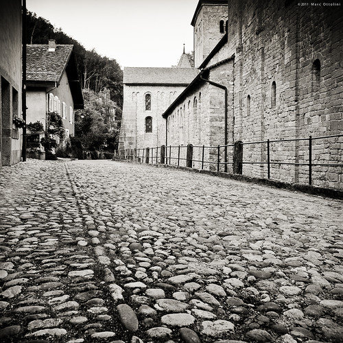 Old Street in Romainmôtiers | by M a r c O t t o l i n i