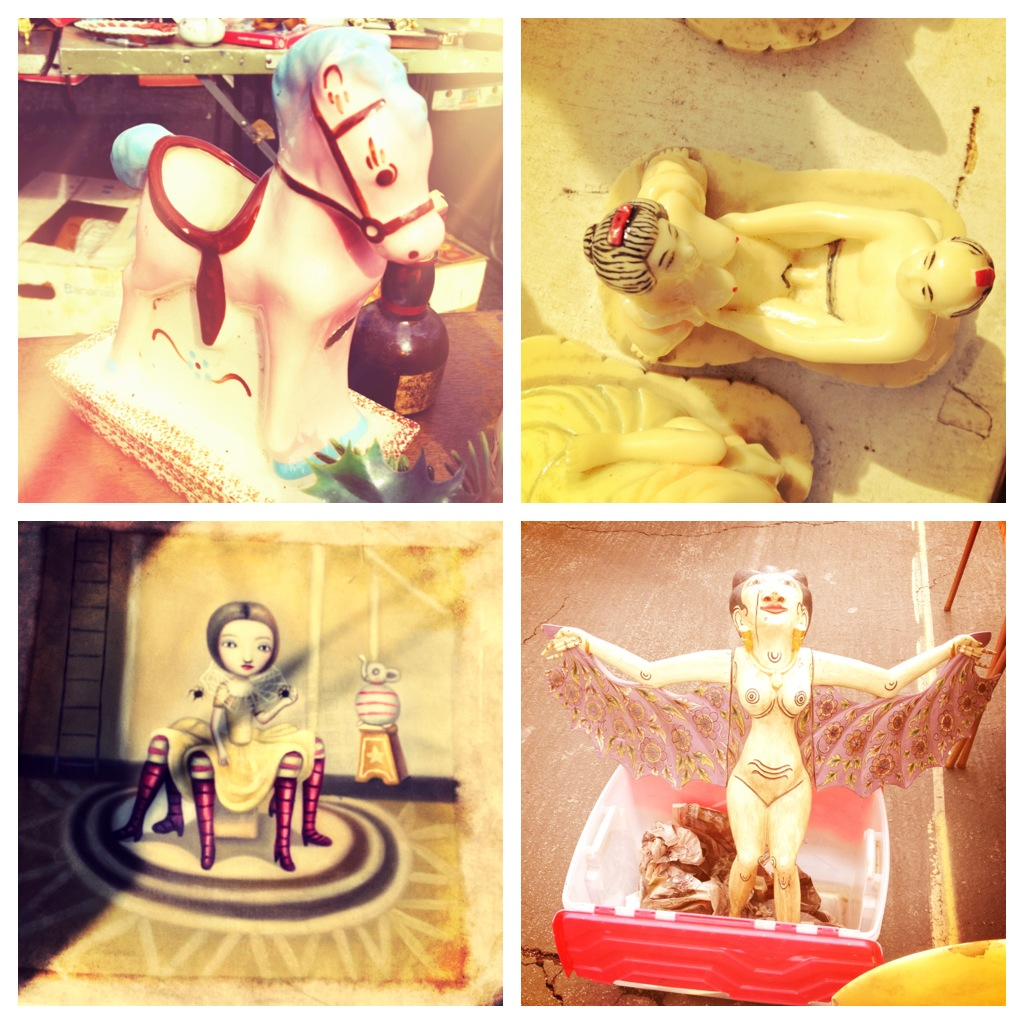 items at rose bowl swap meet ballookey klugeypop flickr. Black Bedroom Furniture Sets. Home Design Ideas