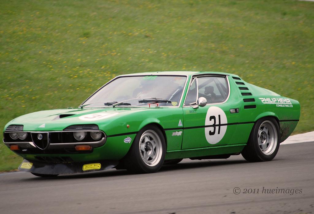 New Alfa Romeo >> Alfa Romeo Montreal (1975) b | Classic racing, Manfeild NZ 1… | Flickr