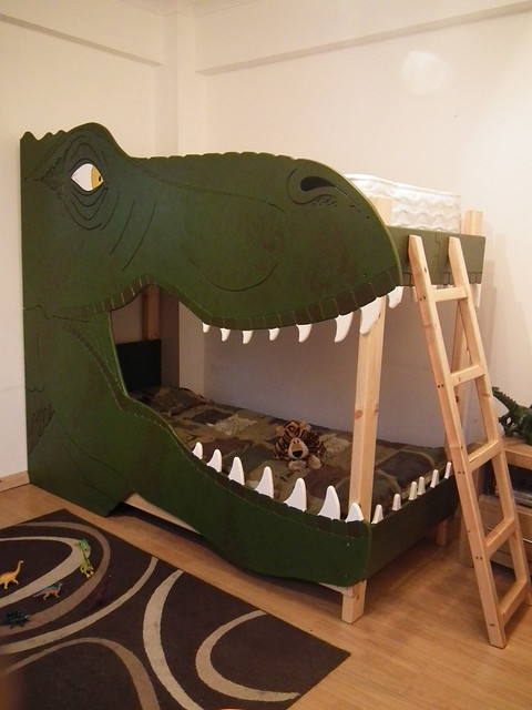 Dinosaur Bunk Bed Flickr Photo Sharing