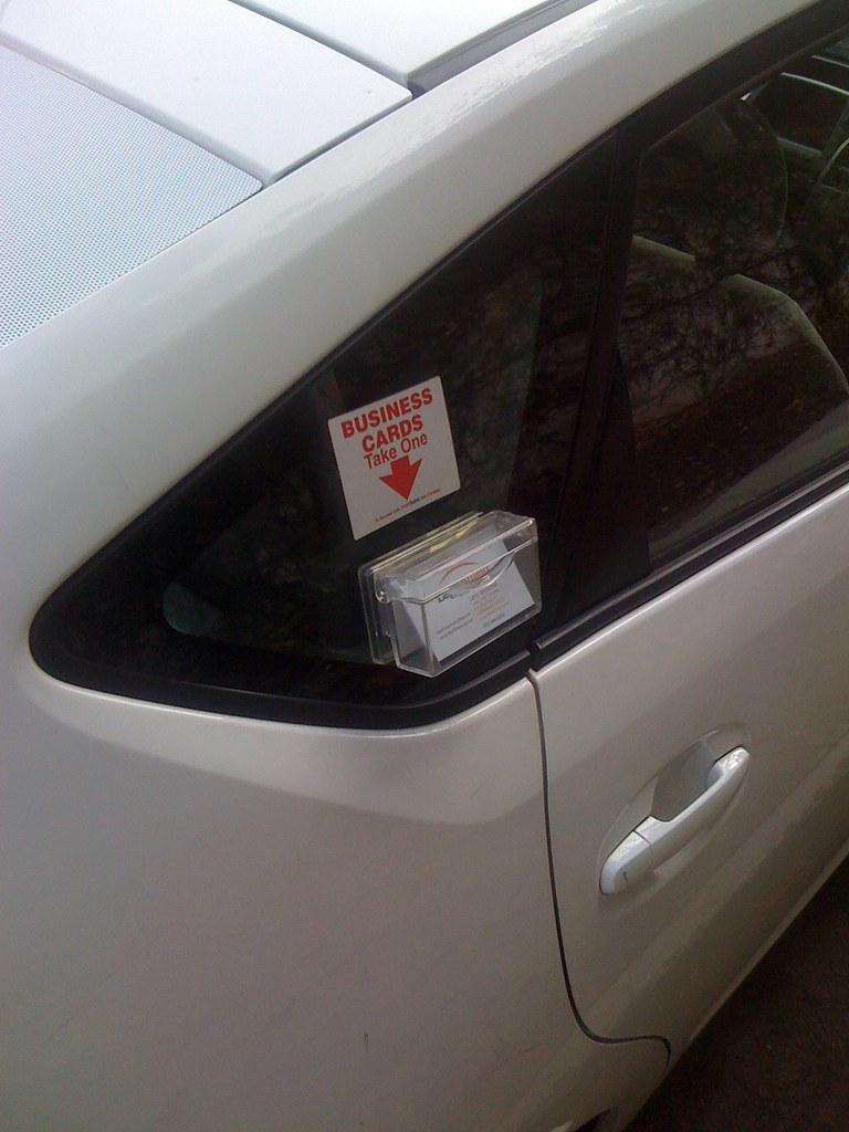 Car business card holder new sell car window business card holder.