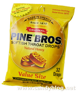 Pine Bros Softish Throat Drops - Natural Honey | by cybele-