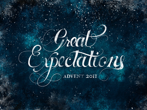 Great Expectations: Advent (Updated) | by carrie lee grant
