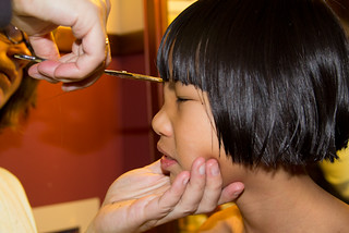 Qiqi Cuts Her Long Hair Pageboy November 27, 2011 12 | by stevendepolo