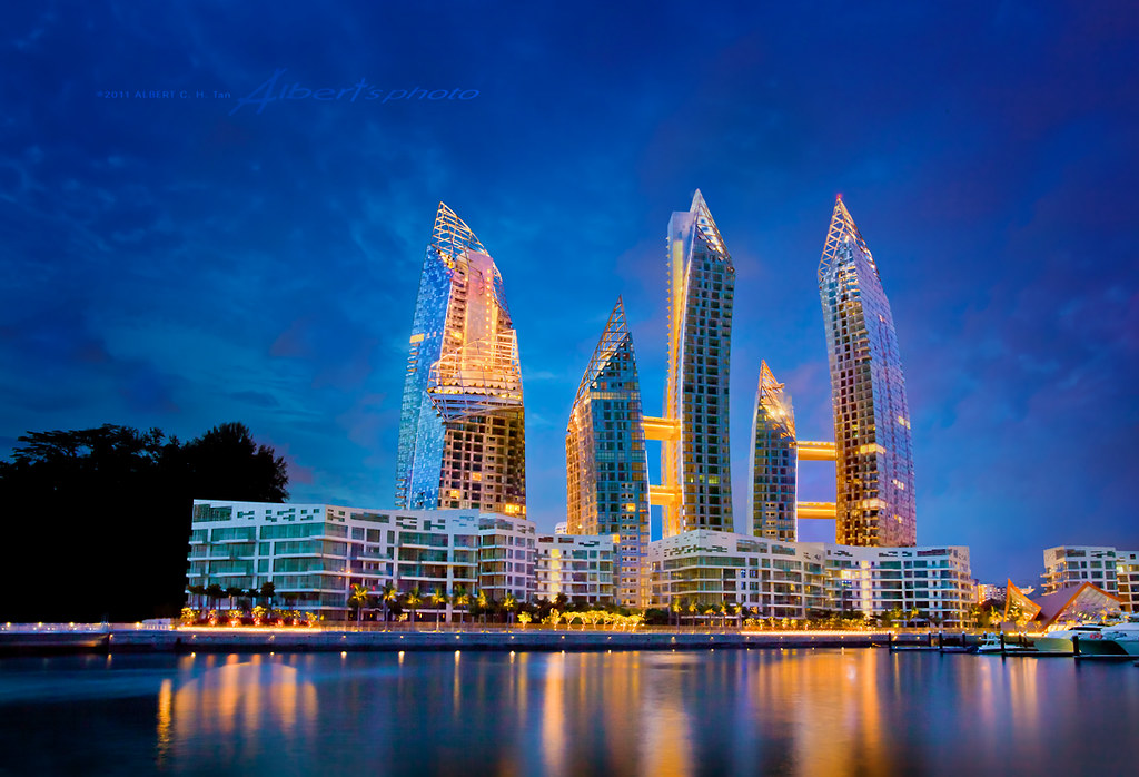 Reflections At Keppel Bay Condominium