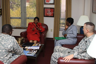 Mayor Jackson visits the Corps of Engineers | by U.S. Army Corps of Engineers Savannah District