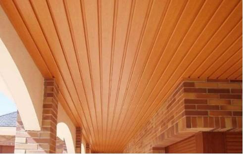 Techos de madera nuestros techos se adaptan a cualquier for Modelos de yeso para techos