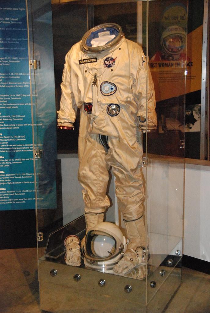 Armstrong Air And Space Museum Wapakoneta Ohio Gemini