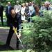 Tree-Planting Ceremony at Rideau Hall / Cérémonie de plantation d'arbre à Rideau Hall