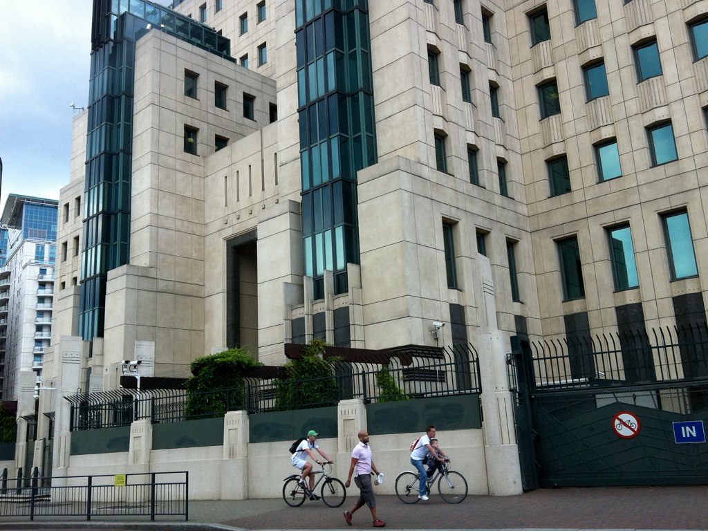 MI5 Headquarters | Jus...