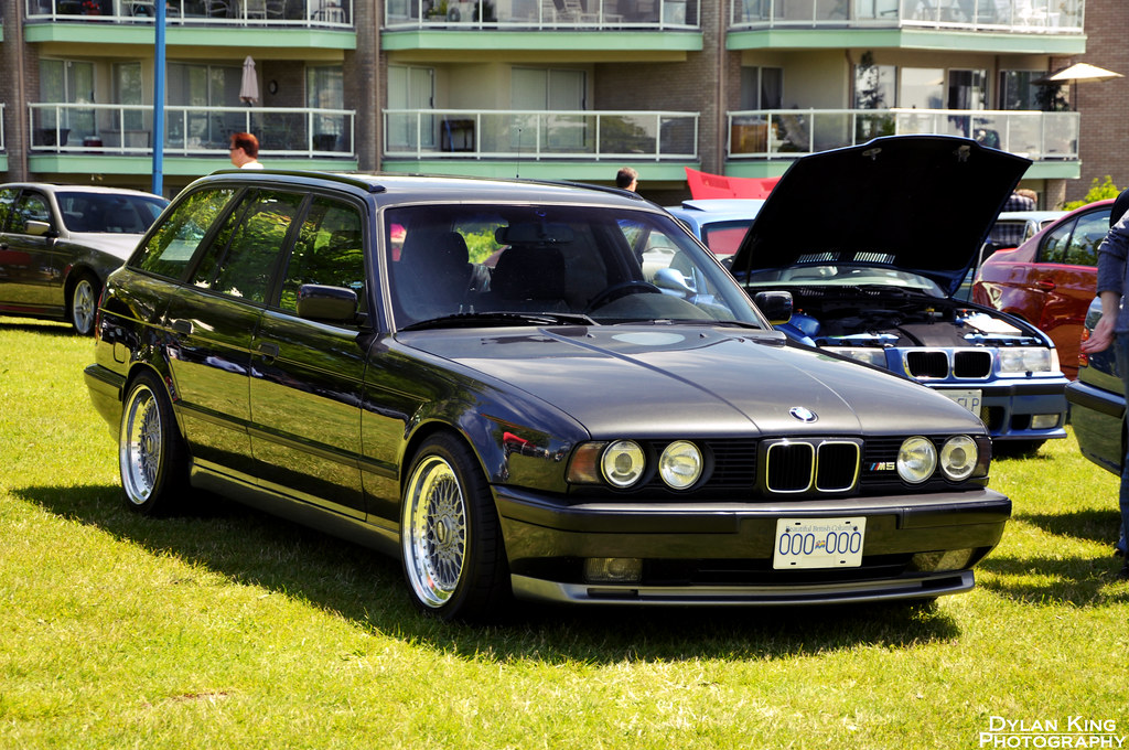 Bmw E34 M5 Touring Check Out My Facebook Page Dylan