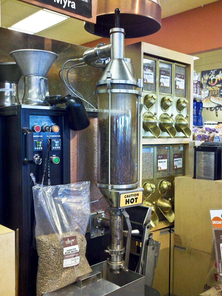 Whole Foods Coffee Griding