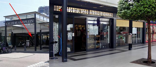 Japanse winkel Shilla in Amsterdam Buitenveldert