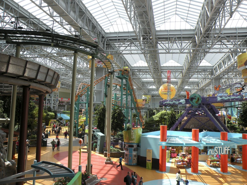 Mall Of America Water Park Hotel