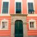 Via Garibaldi, dettagli (Varese Ligure, Sp)