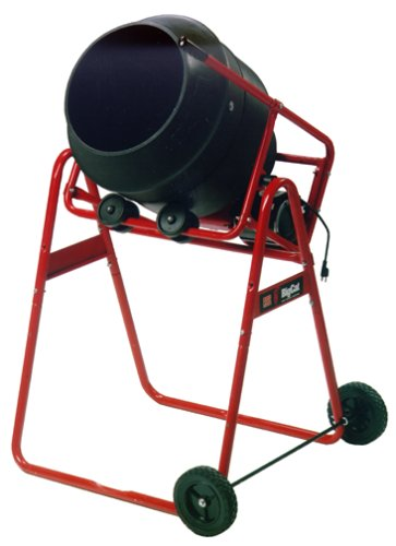 Build Your Own Cement Mixer ~ Black friday red lion bigcat concrete mixer flickr