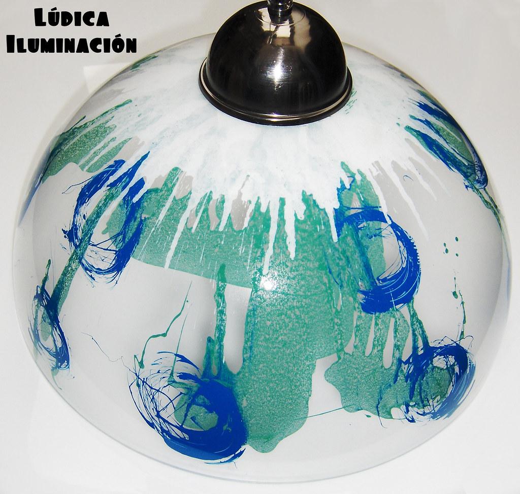 Lamparas de techo para cocina ludica iluminacion - Lamparas colgantes para cocina ...